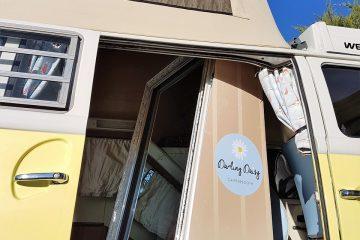 darling daisy camperbooth
